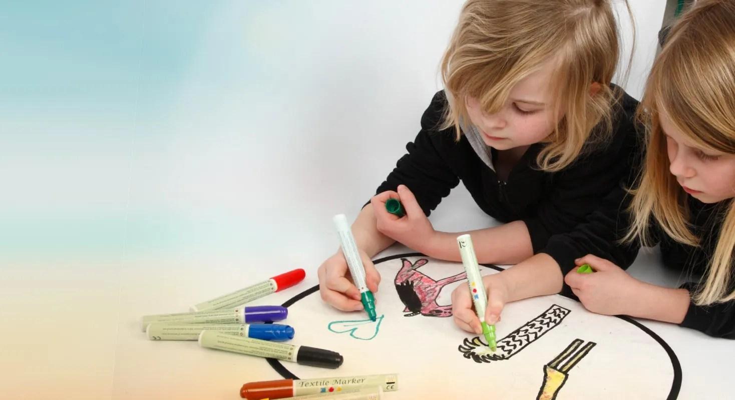 Idee Creative Per Pittura E Stampa Su Stoffa Fai Da Te