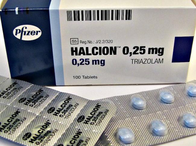 Halcion Side Effects  CCHR International