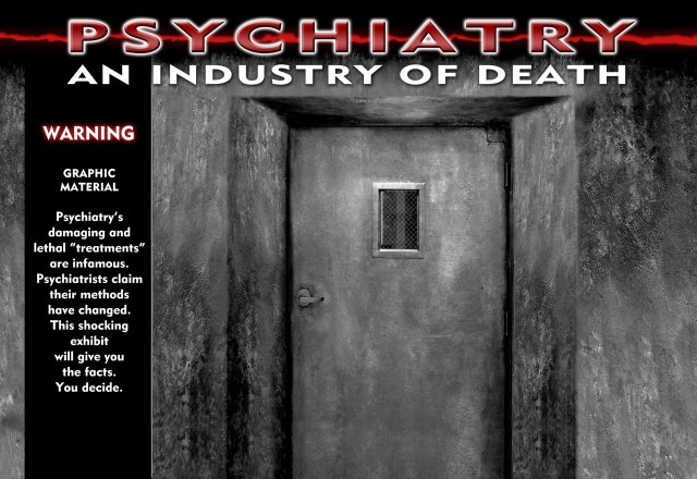 Psychiatry: An Industry of Death