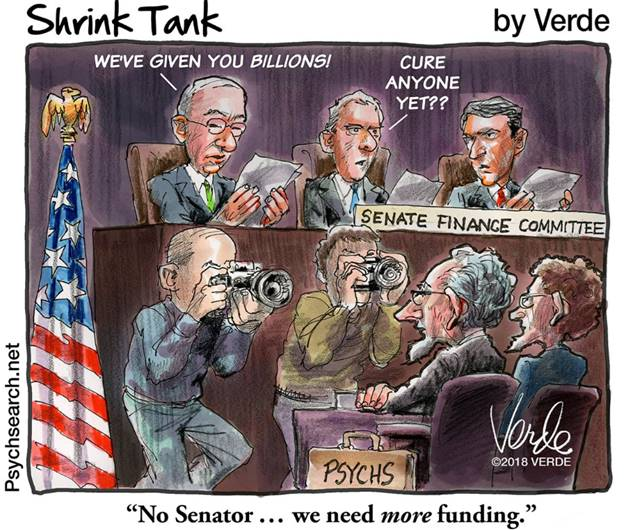 More funding.