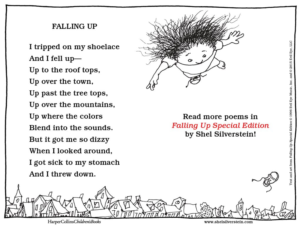 Mission Trip Quote Wallpaper Poetry 224 La Shel Silverstein English Cchs