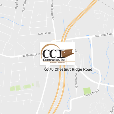 CCI Construction New Jersey