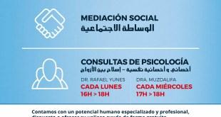 Servicios sociales CCIC
