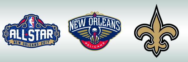 NBA 17, Pelicans, Saints