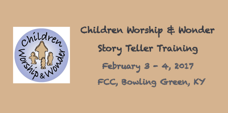 Children, Worship and Wonder