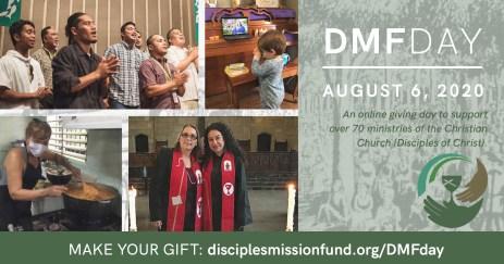 DMF Day, August, 6, 2020