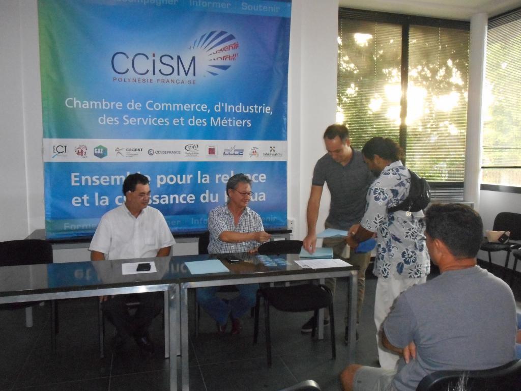 Remise Des Labels Installateur Gaz Agr CCISM