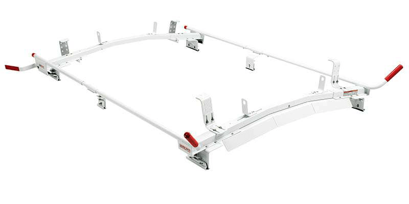 Weather Guard improves Ladder Rack systems