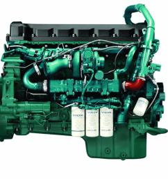 volvo d13 engine [ 1200 x 949 Pixel ]