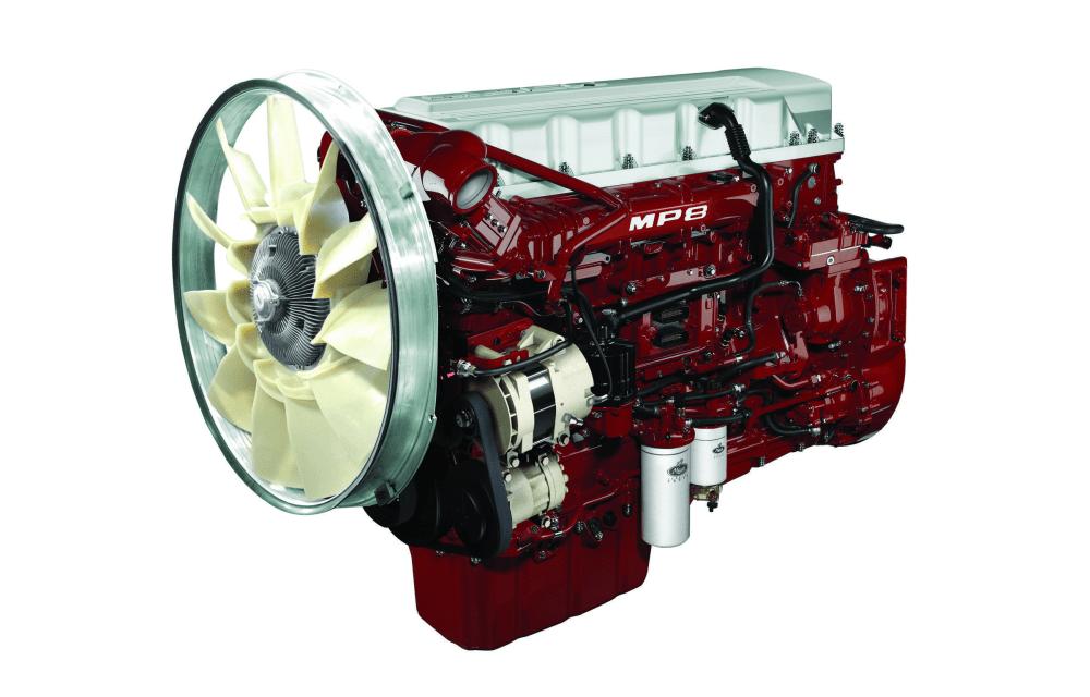 medium resolution of mack mp8 engine