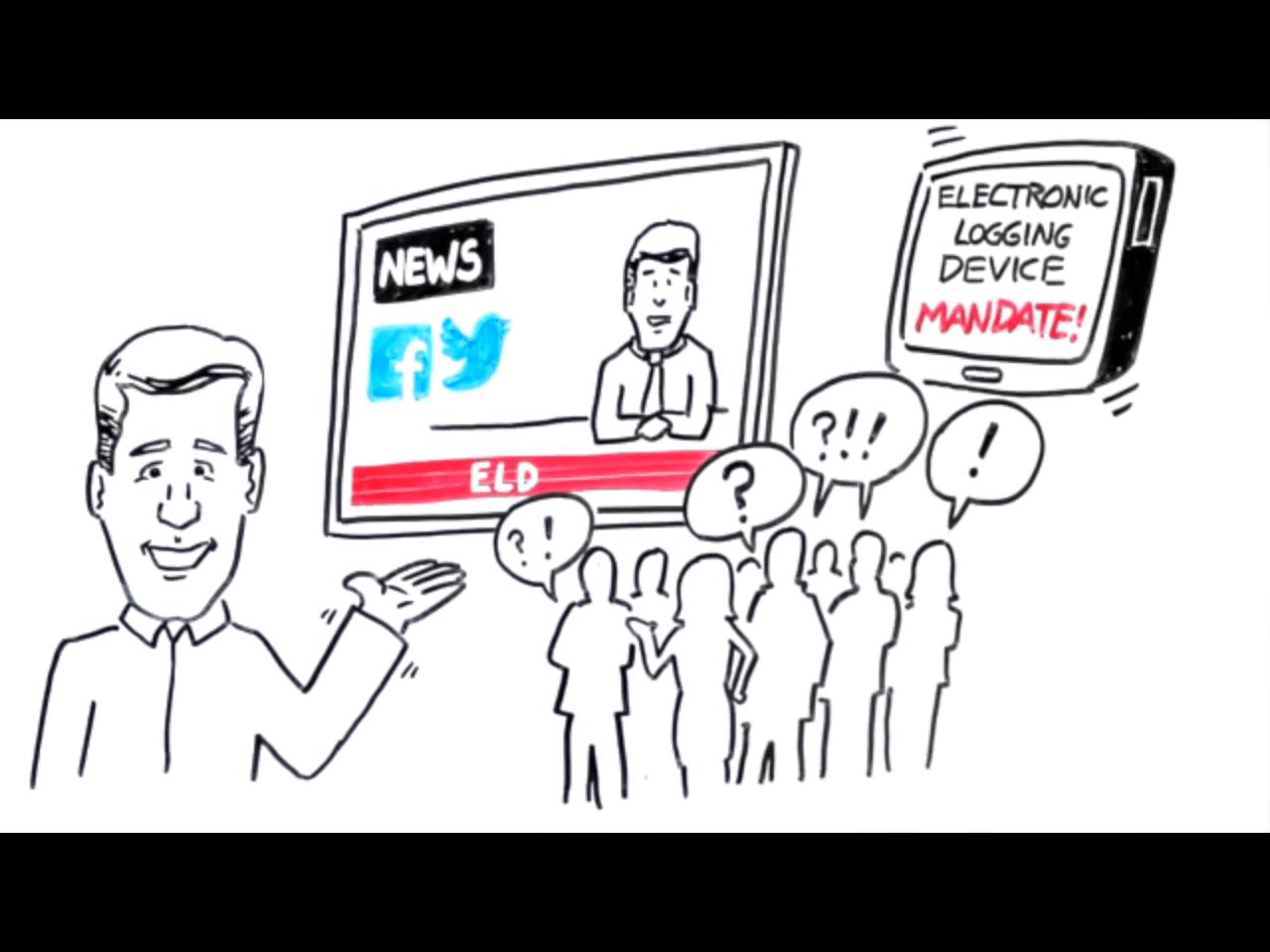 Video whiteboard: FMCSA's 7 goals for ELD mandate explained