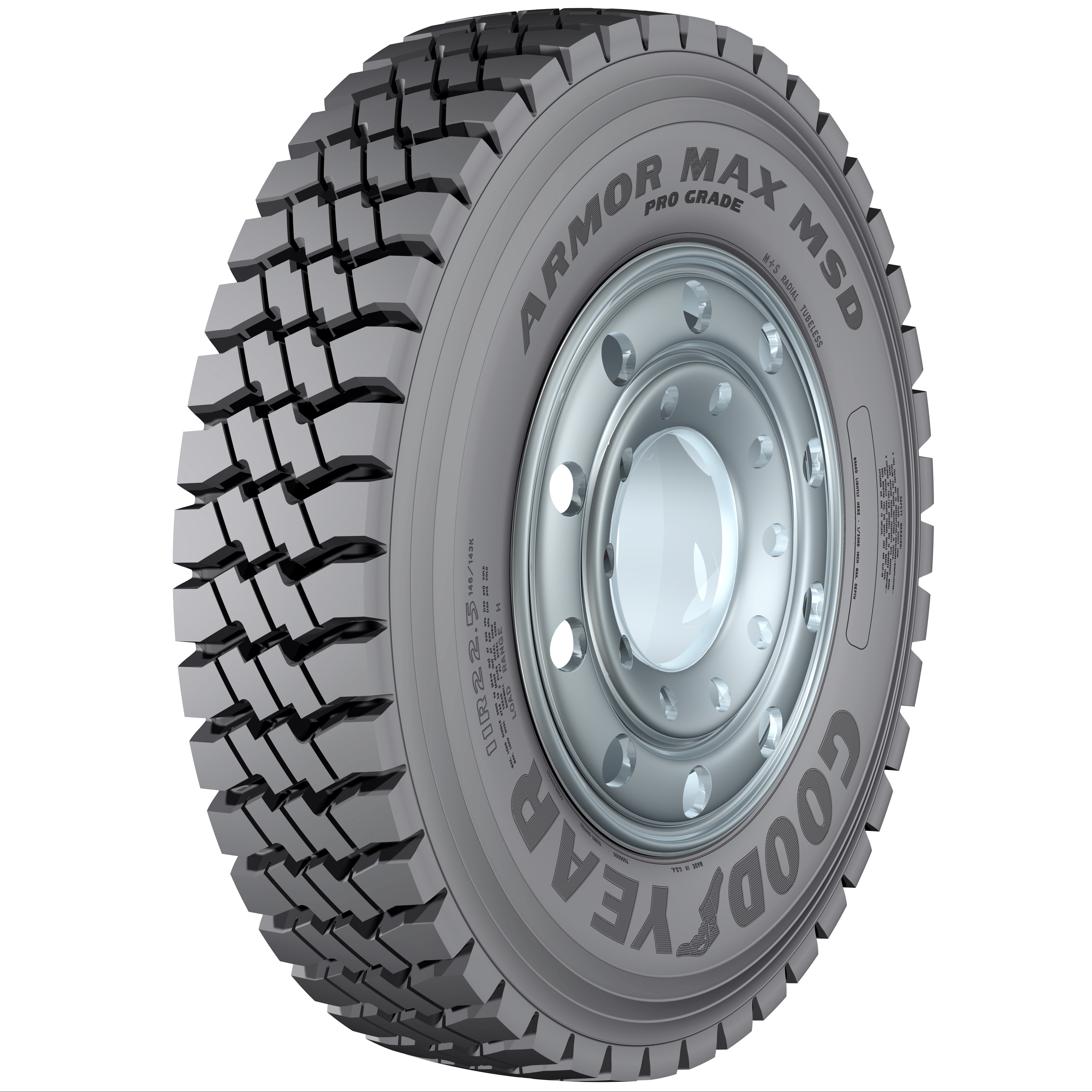 Goodyear S Armor Max Pro Grade Msd Tire Overdrive