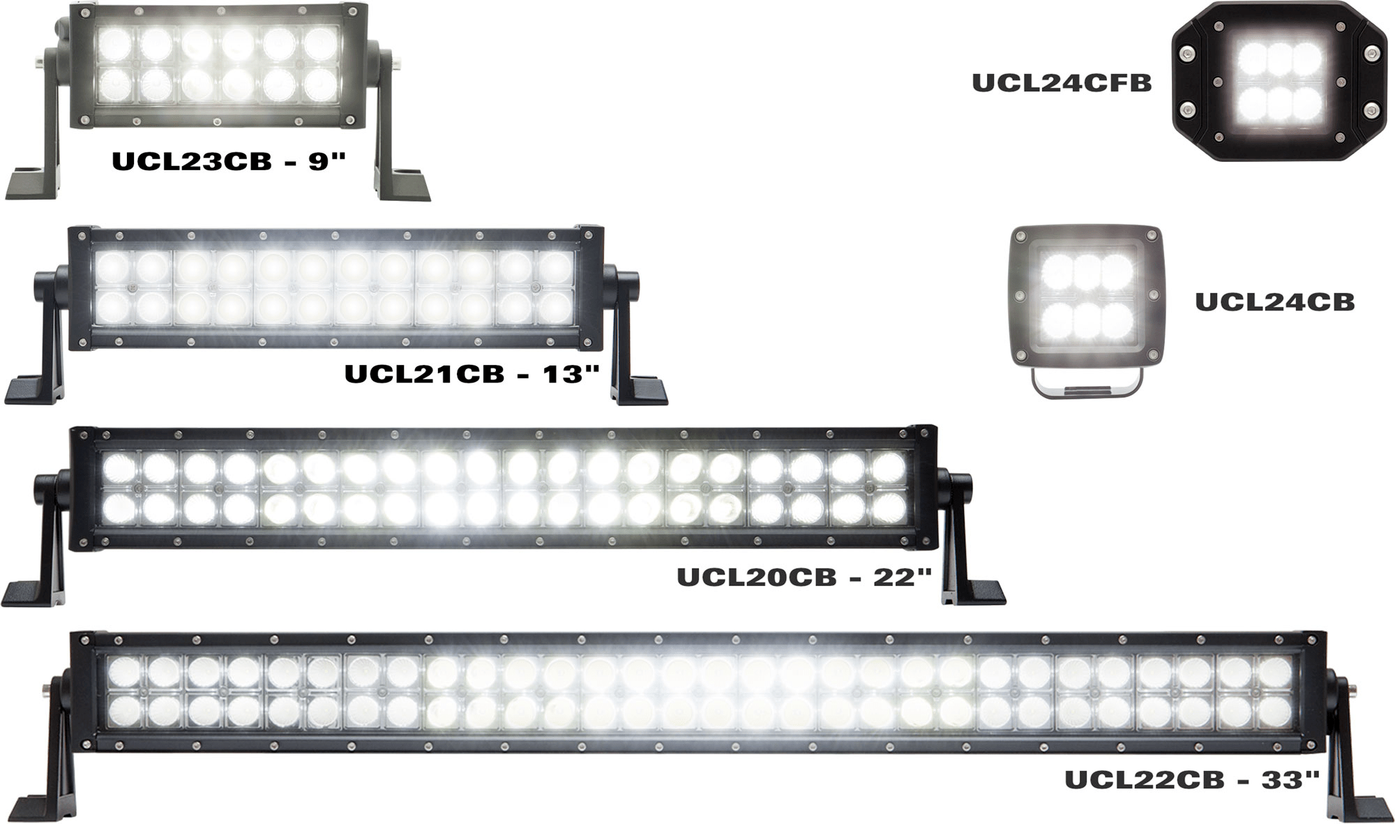 Introducing Led Light Bars By Optronics