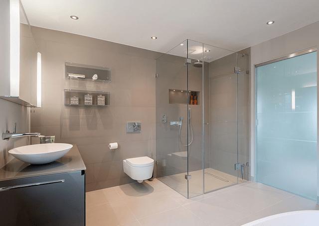 Wet Room Design Gallery
