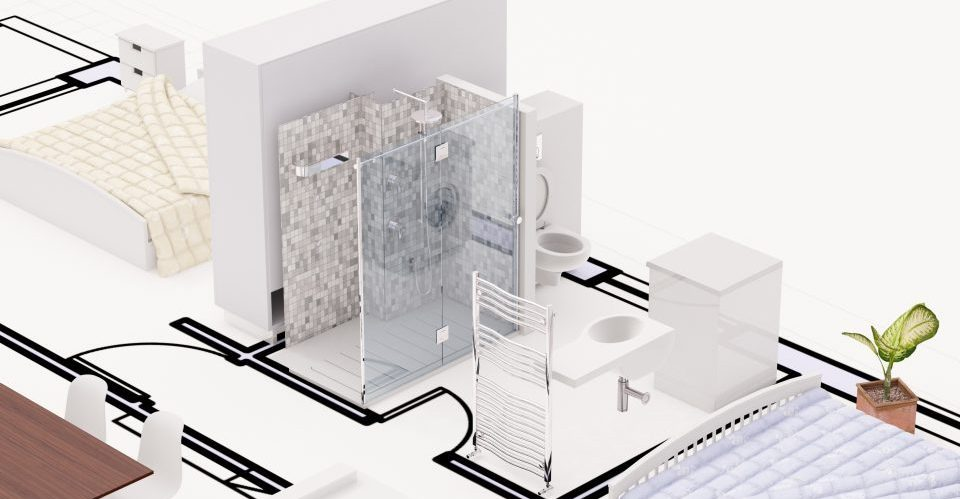Layout Ideas For Small Bathrooms Ccl Wetrooms