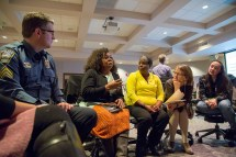 Ccl Partnership Fosters Dialogue Community And Policing