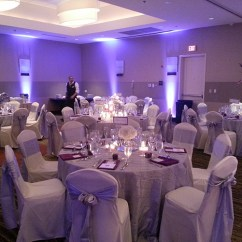Chair Cover Rentals Washington Dc Pink Upholstered Chairs Wedding Covers Linens Virginia Maryland Before And After Ivory