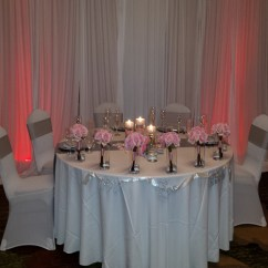 Chair Cover Rentals Washington Dc Barrel Dining Chairs Jayson Home Wedding Covers Linens Virginia Maryland Before And After Ivory