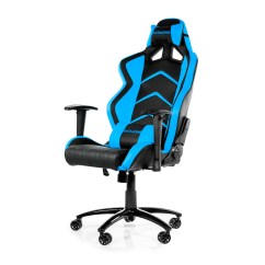 Ak Racing Chair Children Table And Set Player Gaming Black Blue K6014 Bl