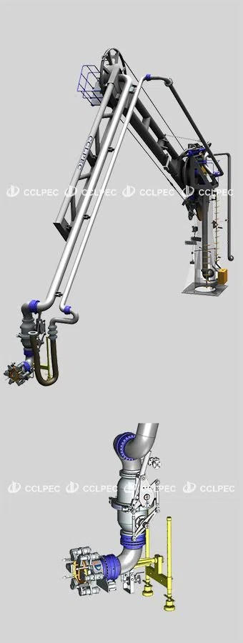 China LPG Marine Loading Arm Manufacturers, Suppliers