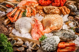 Learn English: seafood vocabulary