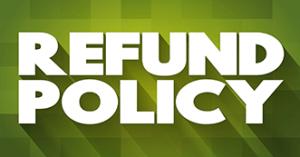 CCLS refund Policy