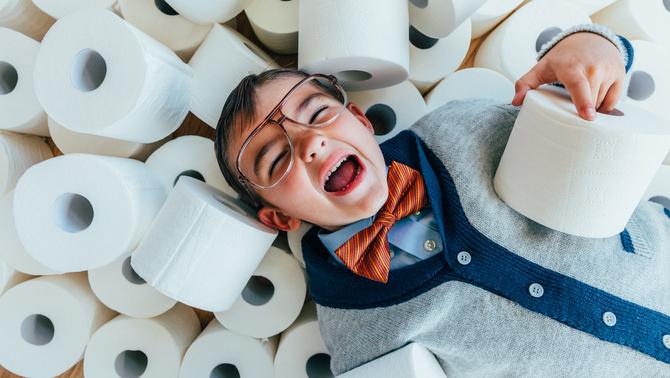 Criança en pandèmia: 6 consells per no perdre mai el sentit de l'humor