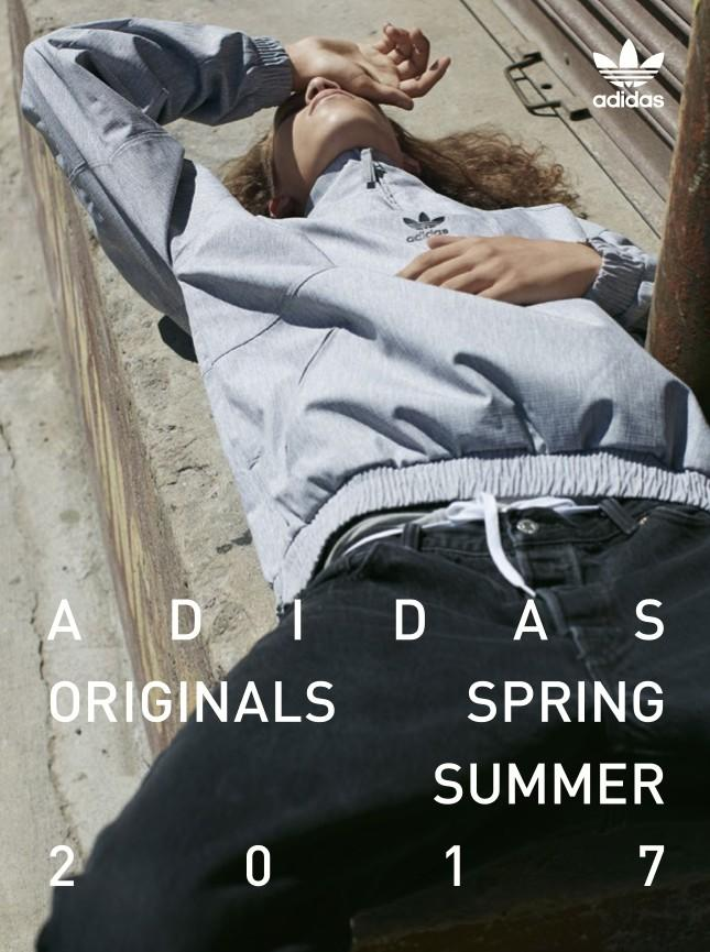 Adidas Originals S/S 2017 Lookbook