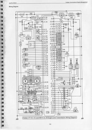 Holden Commodore VT  Wiring Diagrams  Mark Dewhurst