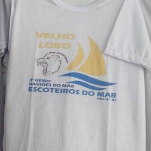 0013 - Camisa Velho Lobo - R$ 30,00