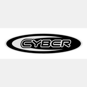 Cyber logo motorky cc moto plzeň