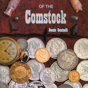 Chronicals of the Comstock by Dennis Cassinelli
