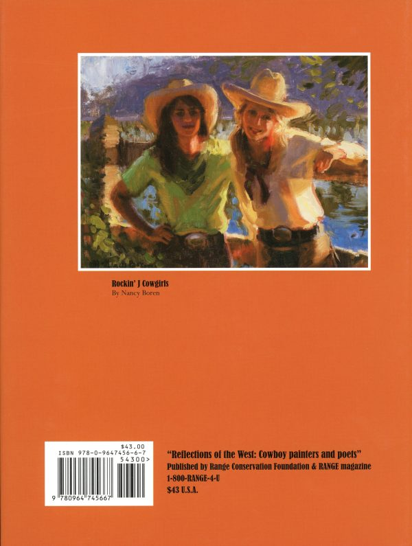 Reflections of the West Cowboy Painters and Poets Range Magazin