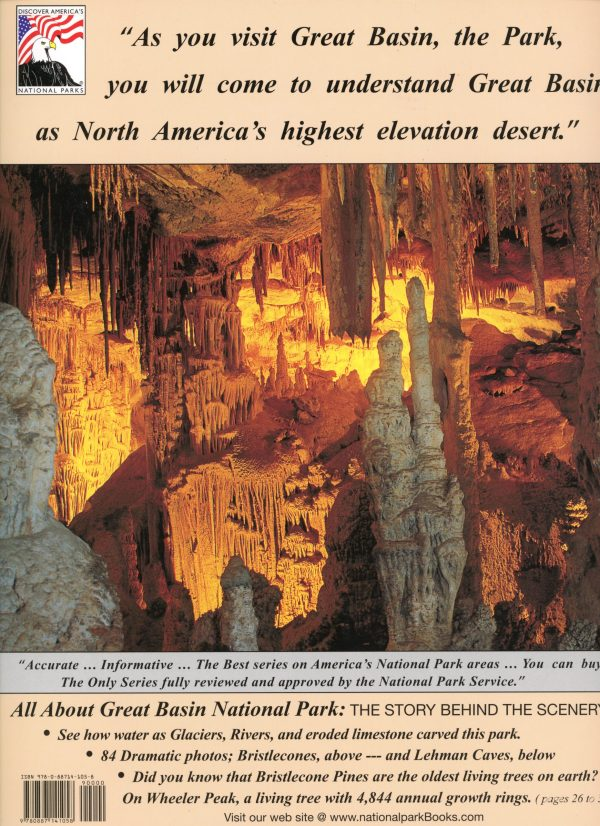 Great Basin The Story Behind The Scenery