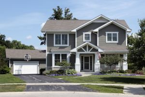 a house sits outside in isle of palms | plumber