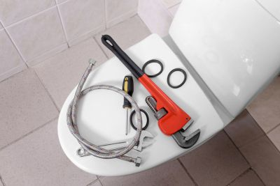 toilet repair in mount pleasant - c&c myers