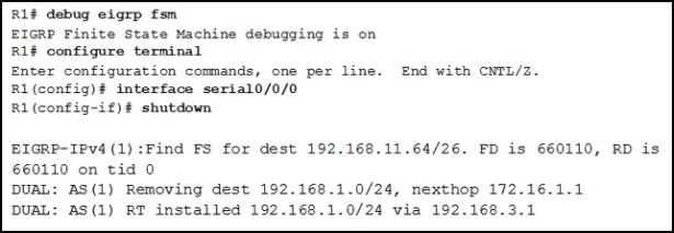 CCNA3 v6.0 Final Exam B 015