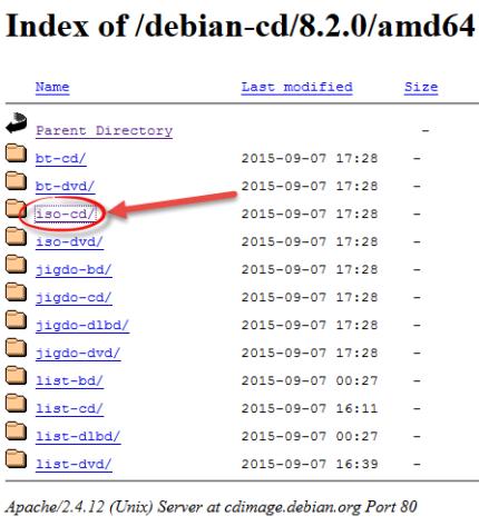 Install Debian Linux OS Minimal Server
