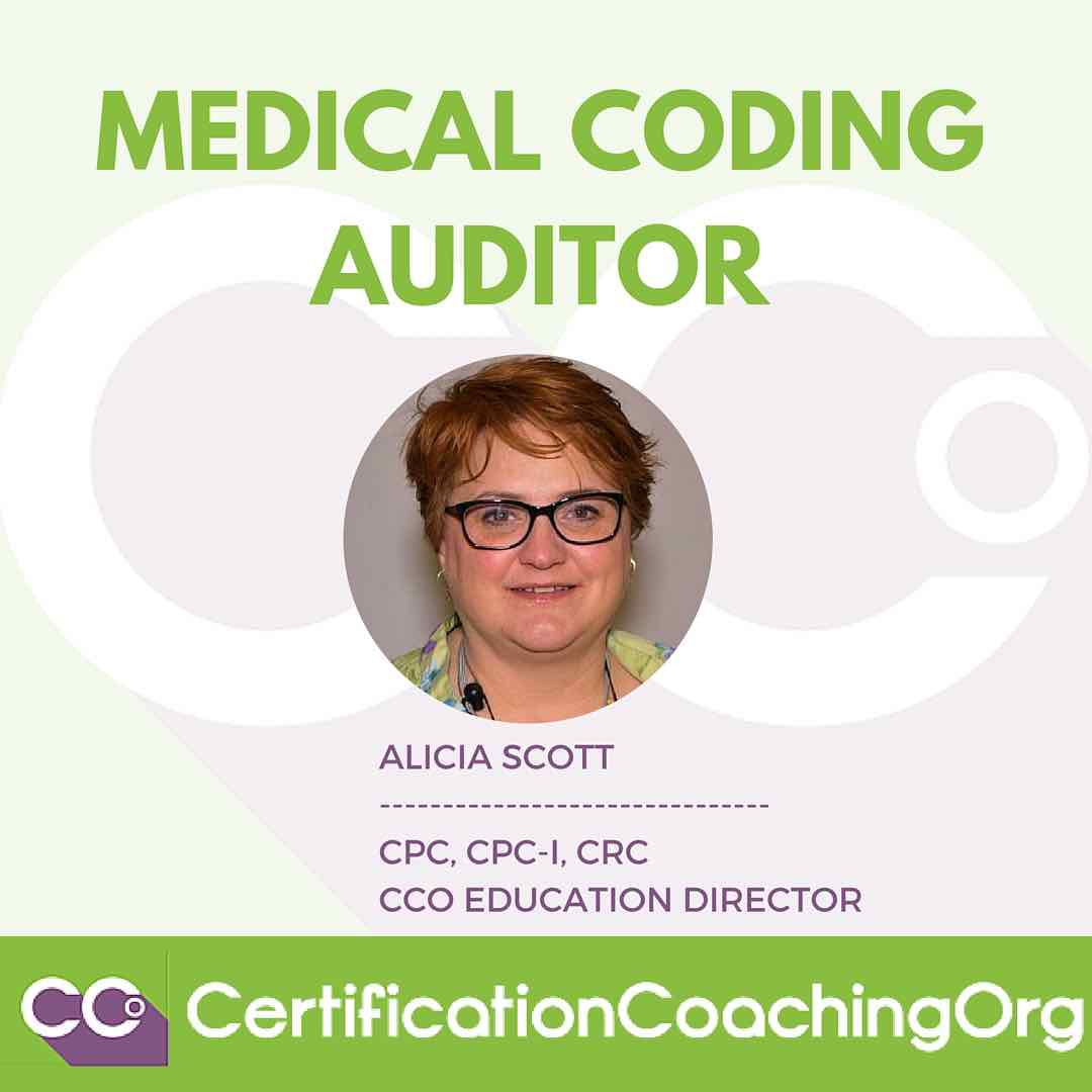 What Is A Medical Coding Auditor