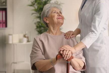 Caregiver in Brookhaven GA: Senior Support