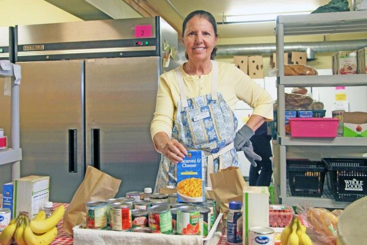 Food drive - Christian Center of Park City