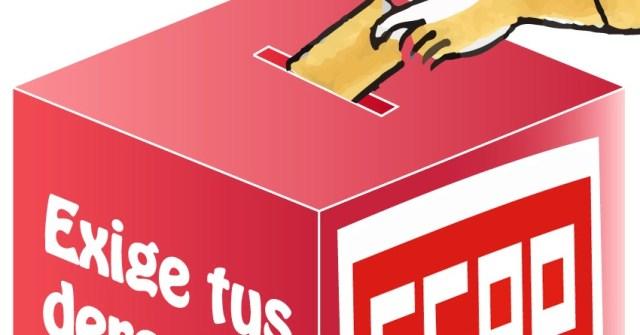 CCOO Servicios gana las elecciones sindicales en el sector financiero aragonés