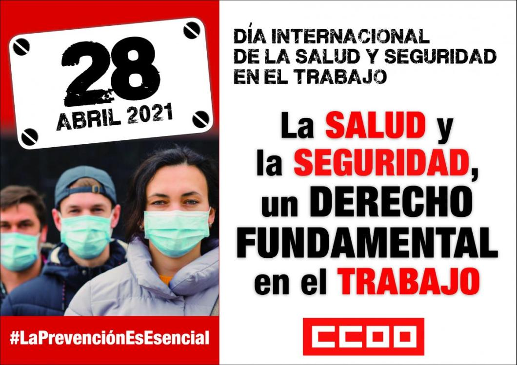 Cartel 28 de abril