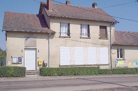 CCOP Mairie de Chambeugle