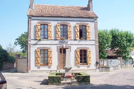 CCOP Mairie de Chêne-Arnoult