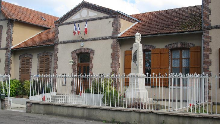 CCOP Mairie de Malicorne