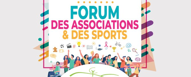 Forum des associations et des sports CCOP