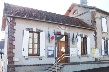 Mairie de Fontenouilles