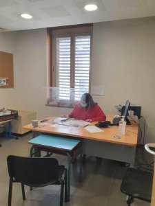 Des adjointes prennent les rendez-vous vaccinations pour le centre ouvert à Charny Orée de Puisaye