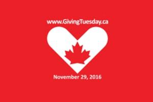 Giving Tuesday logo.